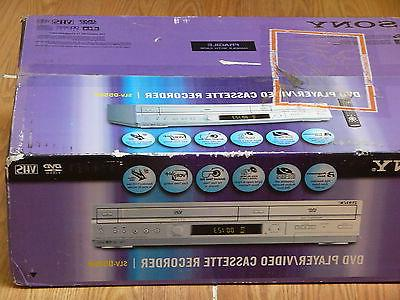 brand new slv d550p dvd player vcr