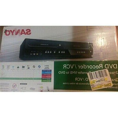 dvd recorder vcr combo