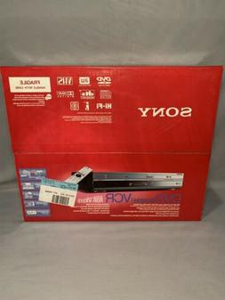 Sony RDR-VX515 DVD/VHS Combo Player & Recorder With Dubbing